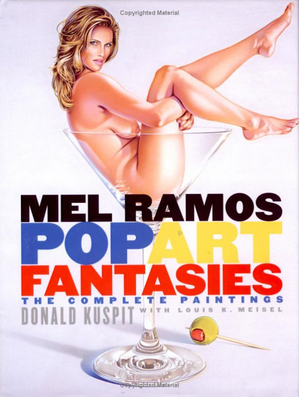 Mel Ramos: Pop Art Fantasies